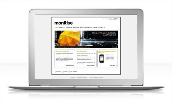 monitise website